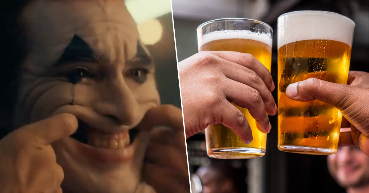 Fake smiling at work may lead to heavier drinking