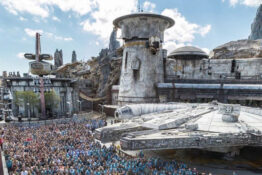 disney's star wars: galaxy's edge theme park