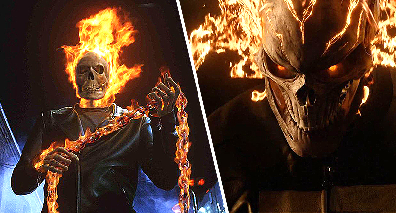 marvel ghost rider live action