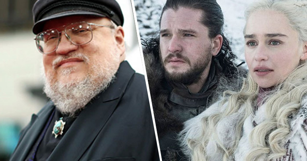 George R. R. Martin confirms GoT spin off