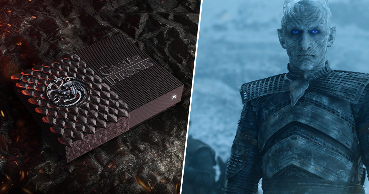 Game Of Thrones Custom Xbox Giveaway Announced