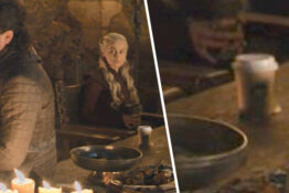 HBO release statement on Starbucks coffee cup