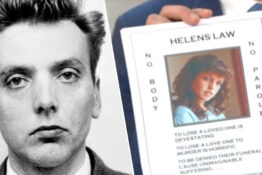 helen's law could change rules on 'no body' killers