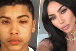 Kim Kardashian To Pay For Ex-Inmate To Remove Face Tattoo
