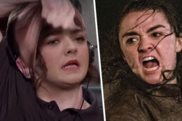 maisie williams kill list game of thrones