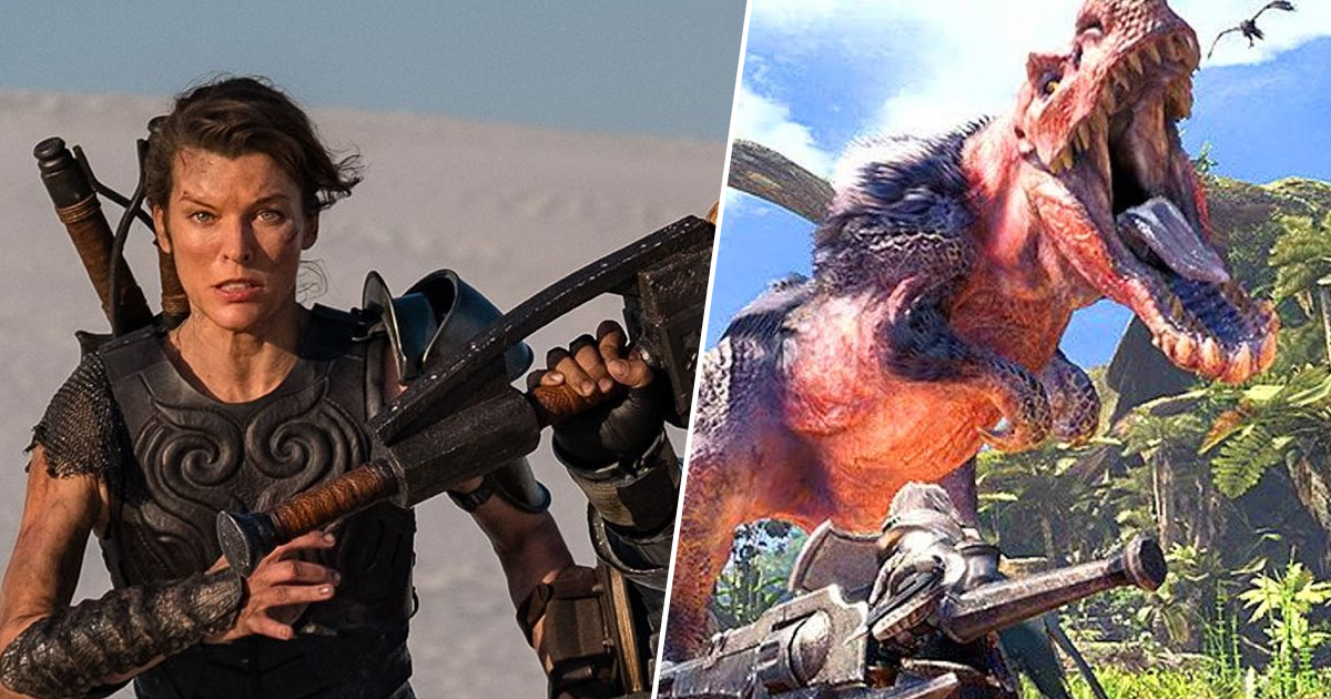 Monster Hunter Star Milla Jovovich Calls The Movie