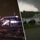 'Mass Casualty Event' Declared As Tornado Rips Through Missouri