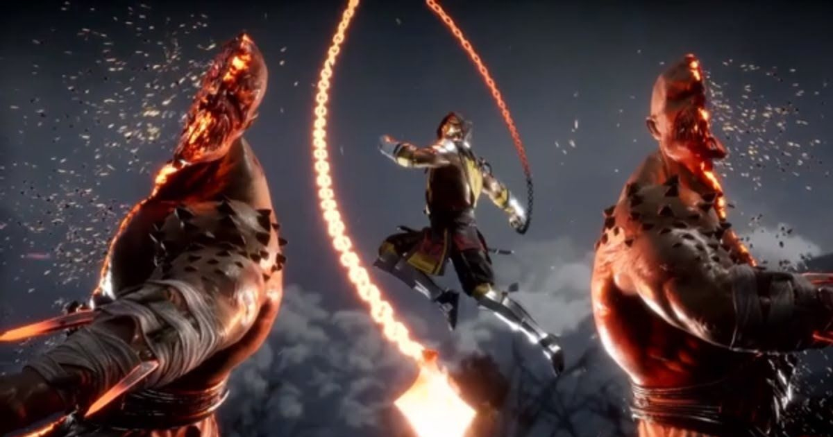 Mortal Kombat 11 Dev Left With PTSD After Working On Fatalities