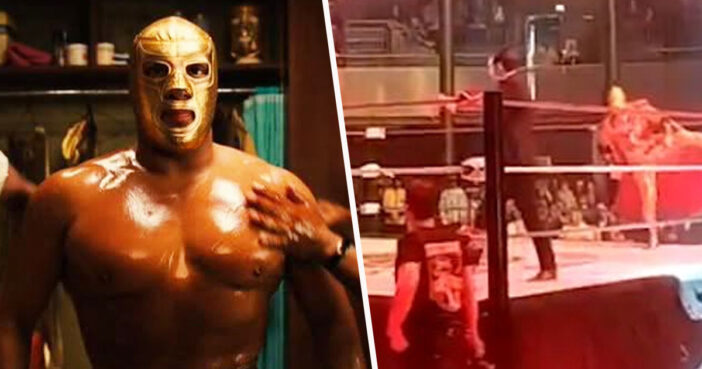 Nacho Libre star dies during bout.