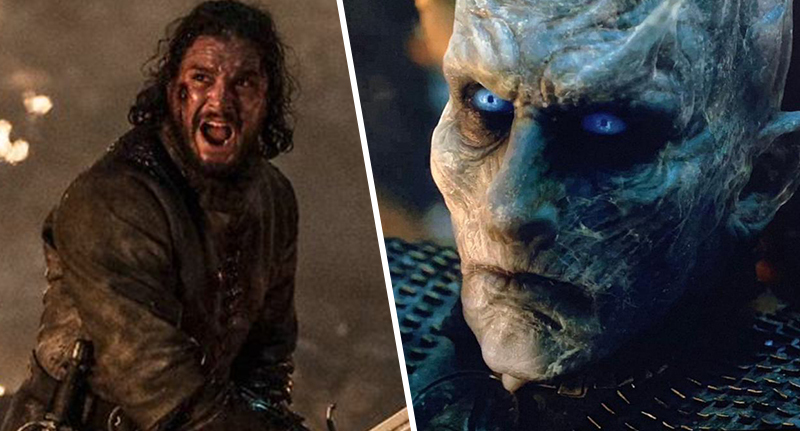 Image result for night king fight