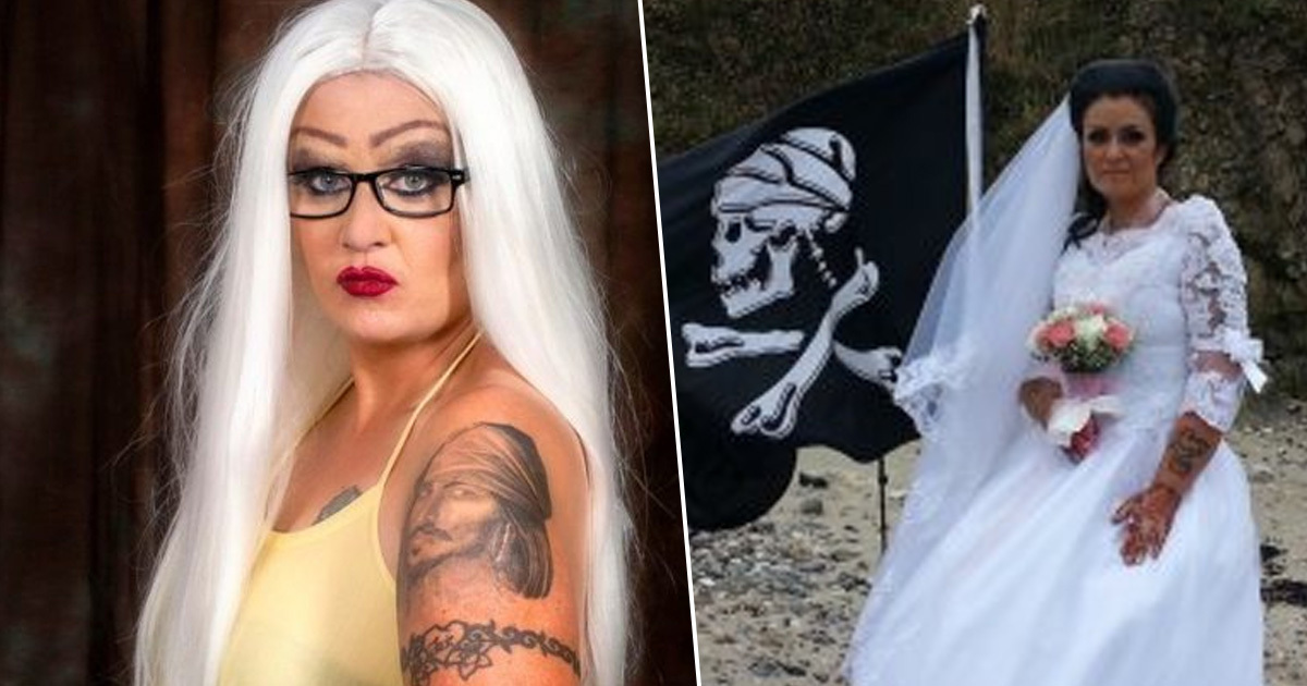 Woman Who Married Pirate Ghost Claims He Tried To Kill Her When She Dumped Him