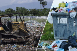 Plastic pollution 100% recyclable plastic breakthrough