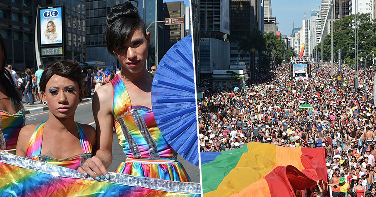 Brazil vote to make homophobia a crime