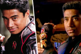 Power Rangers star Pua Magasiva has died at the age of 38.