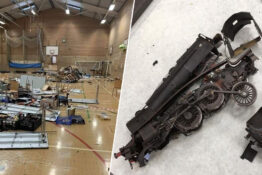 Grown Men In Tears As Model Railway Show Vandalised