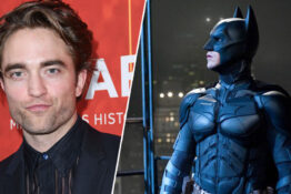 Robert Pattinson confirmed as Batman