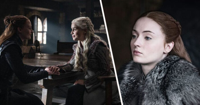 Game of Thrones fan theory says Sansa is a Targaryen.