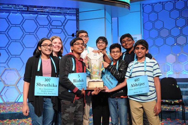 Spelling Bee Has Shocking End As Organisers Run Out Of Hard Words To Spell