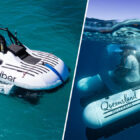 Uber Is Now Doing Submarine Trips To The Great Barrier Reef