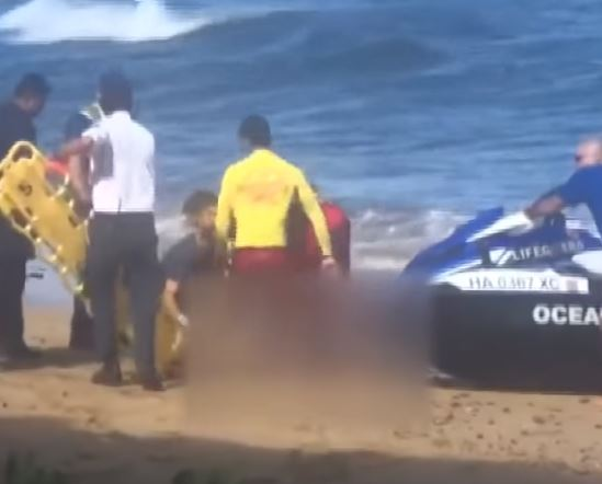 Man dies after being mauled by shark