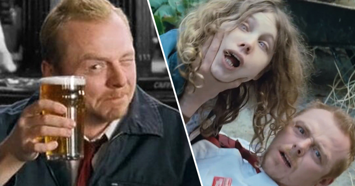 Shaun Of The Dead Is Now On Netflix