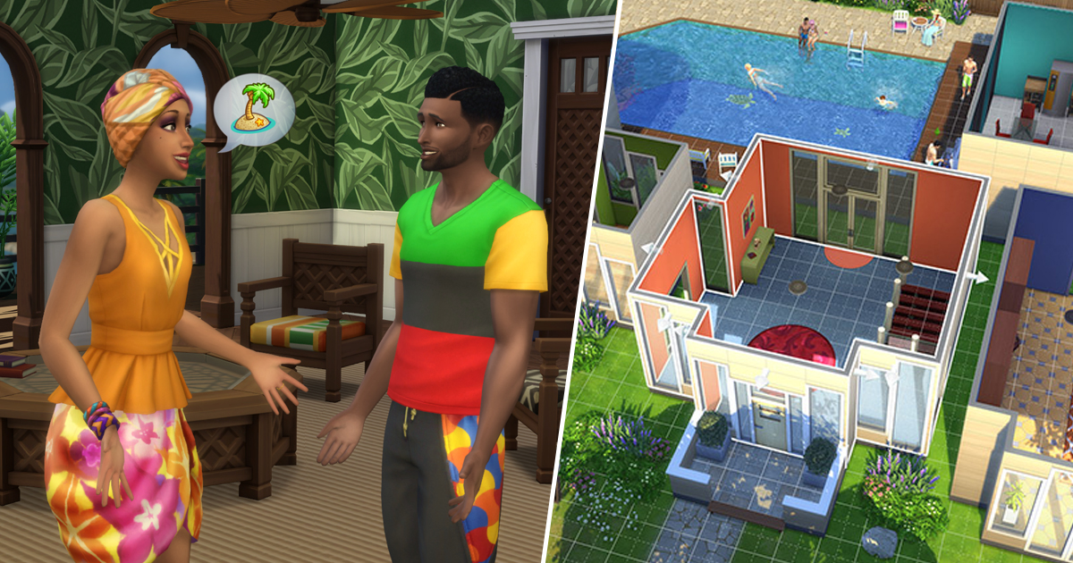 The Sims 4 Is Available For Free Right Now