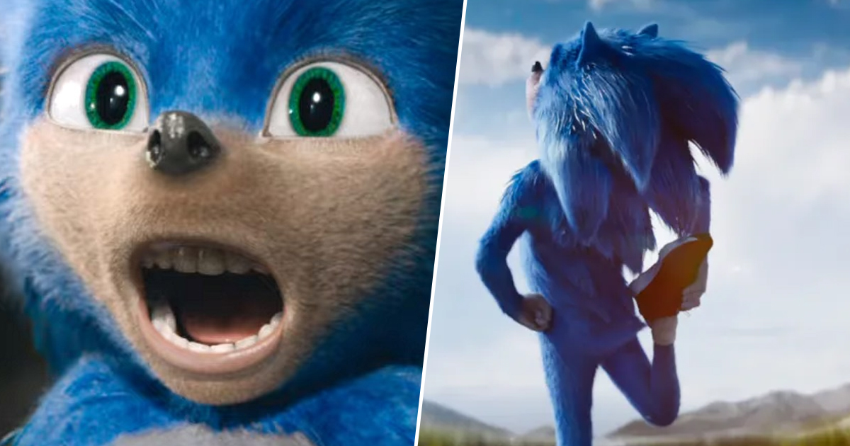 Sonic The Hedgehog's Hasty Redesign Is A Bad Sign Of Things To Come