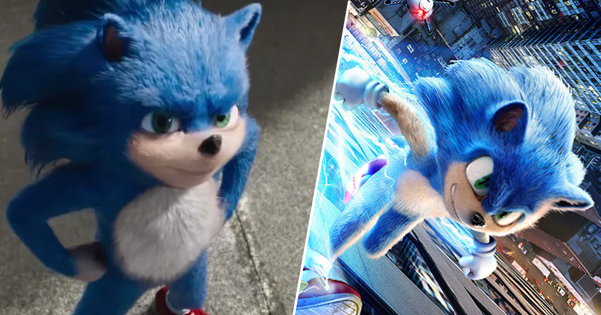 Sonic The Hedgehog S Movie Design To Be Changed Following Backlash