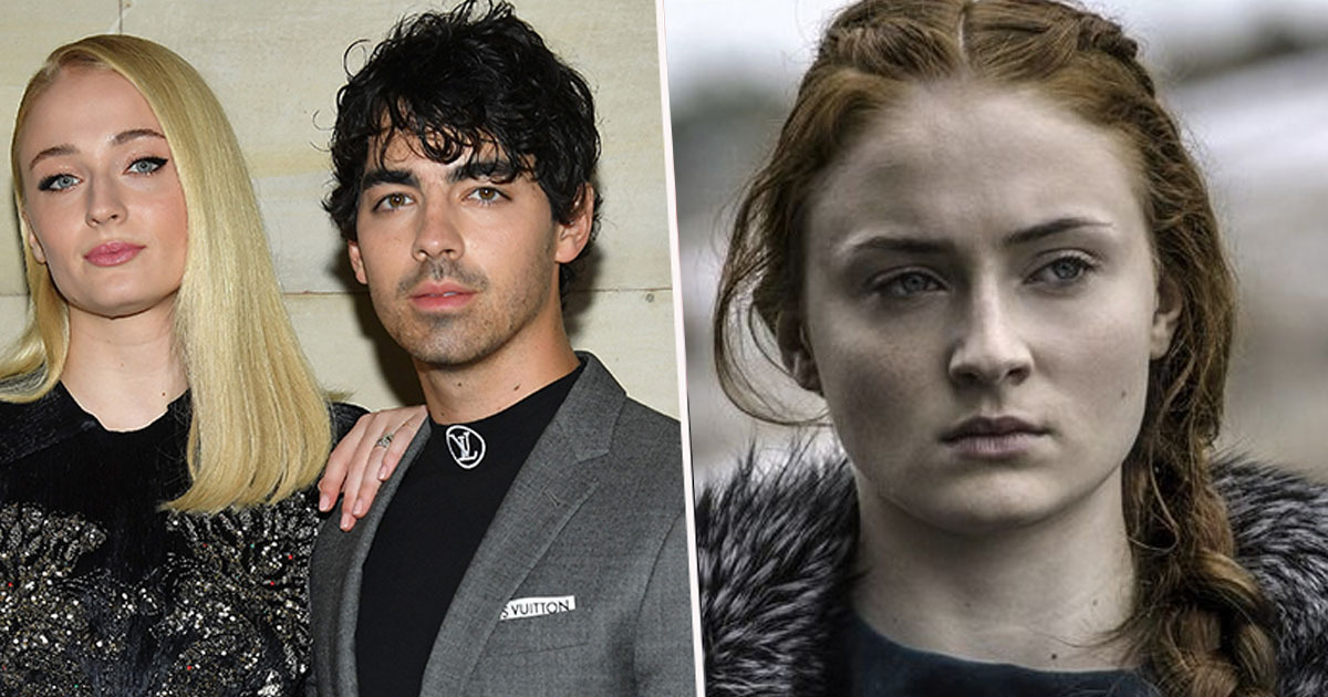 Joe Jonas and Sophie Turner married