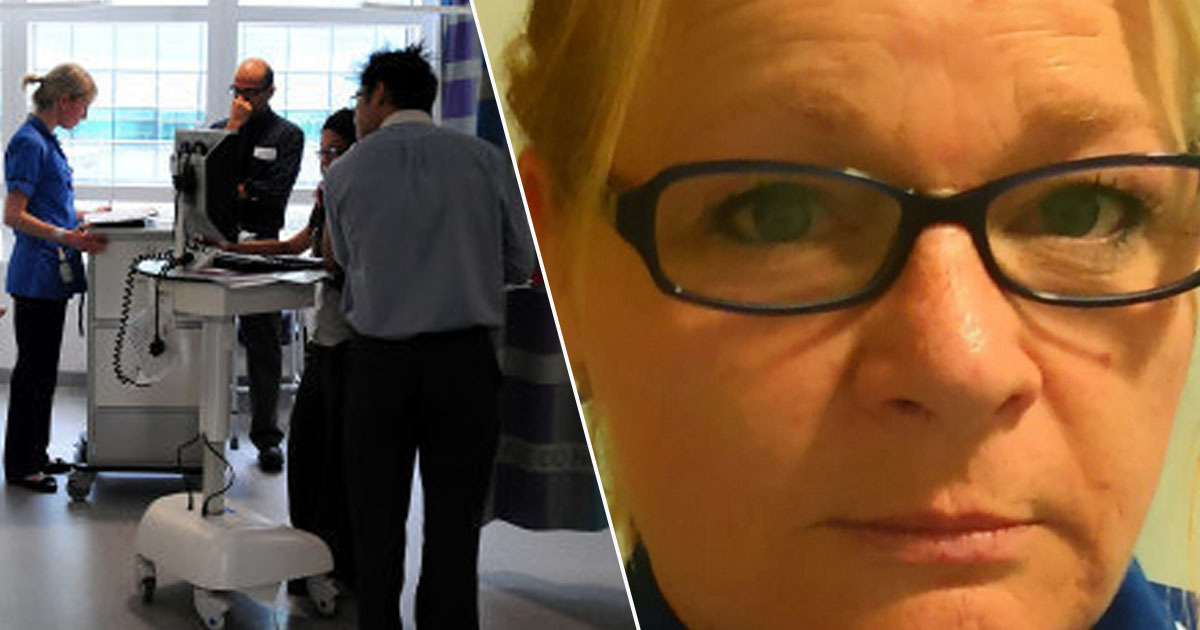 Nurse forced to pay £700 fines