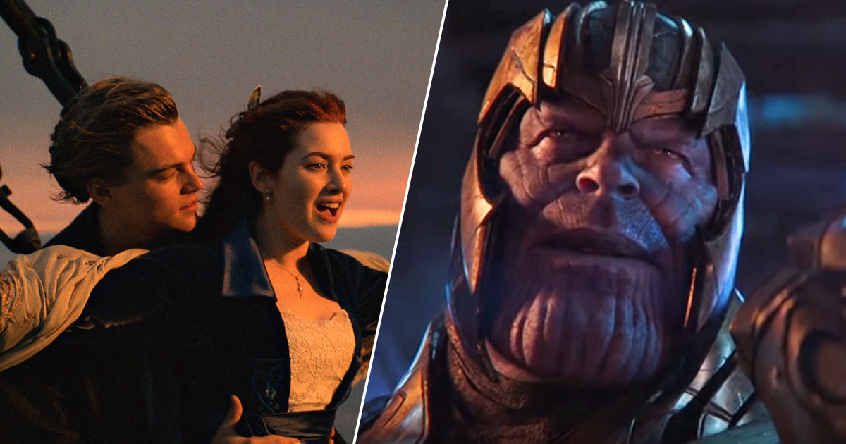 Endgame Overtakes Titanic To Become Second Highest Grossing Film Of All Time