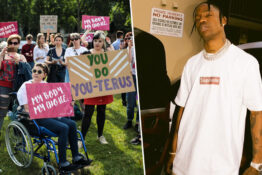 Travis Scott Donating Merchandise Profits From Alabama Gig To Planned Parenthood