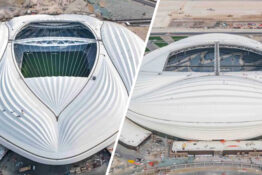 People think World Cup stadium in Qatar looks like a vagina