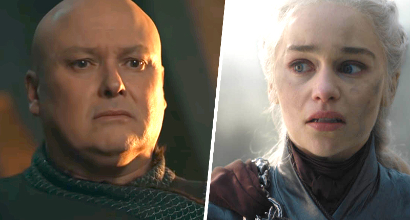 Varys Will Kill Daenerys From Beyond Grave After Conversation With Kitchen Girl