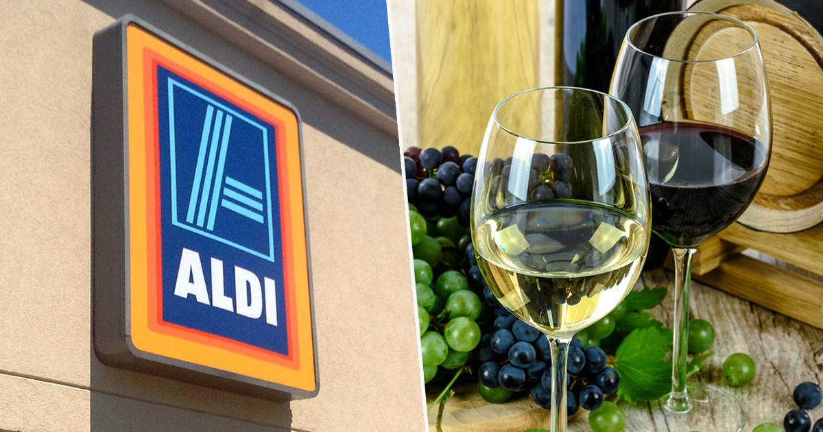 Aldi Is Looking For People To Drink Bottles Of Its Wine For Free
