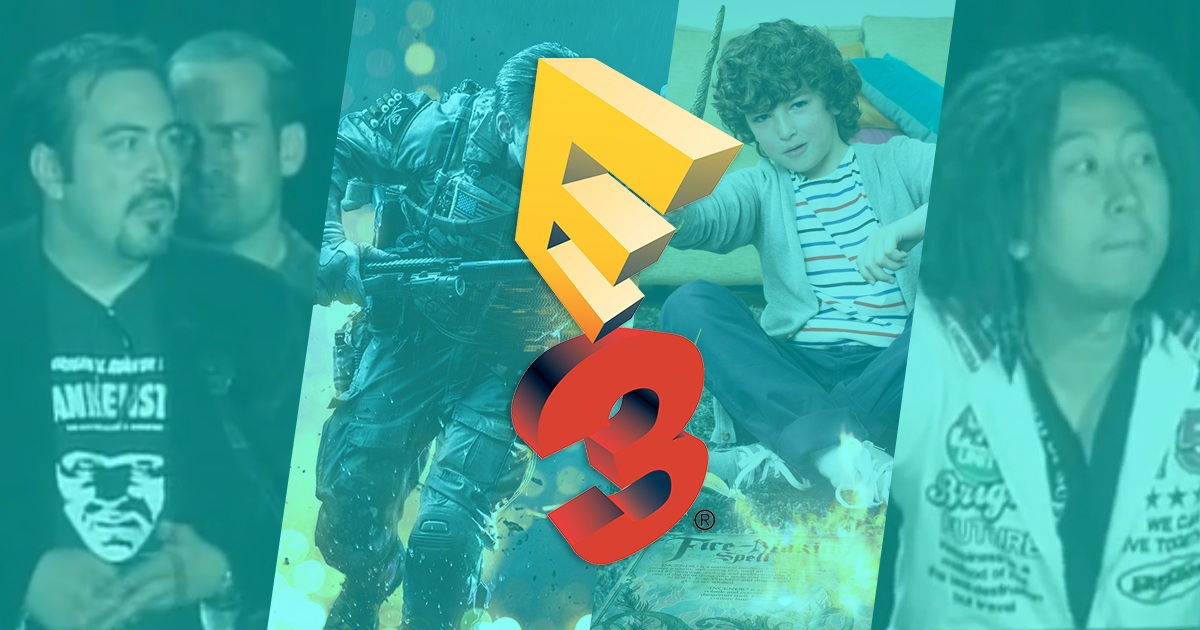 Five Awful E3 Moments That Still Make Us Cringe