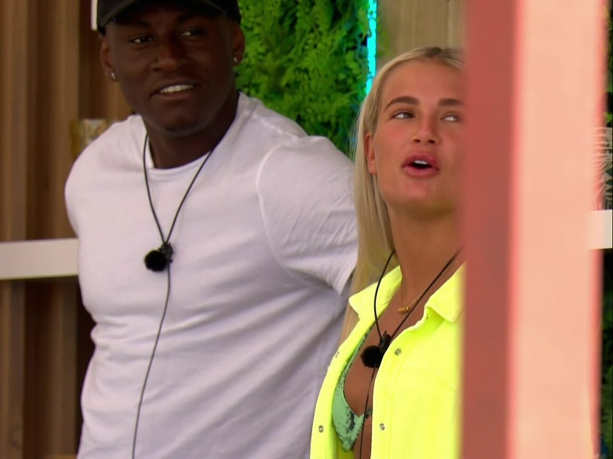 Sherif Removed From Love Island Villa For 'Vile' Joke After Kicking Molly-Mae