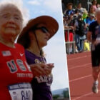 103-Year-Old Runner Nicknamed 'The Hurricane' Wins Gold Medal