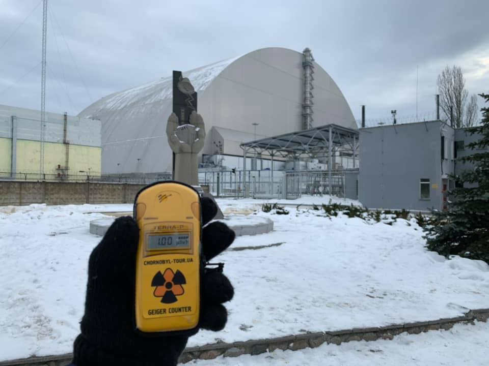 Nuclear power plant Recent Chernobyl Photos Show The Site Frozen In Time UNILAD Emerson Maud