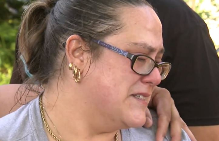 The mum of boy who was shot for xbox