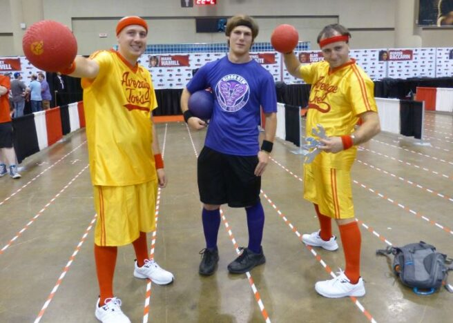 Professors want to take dodgeball out of the curriculum.
