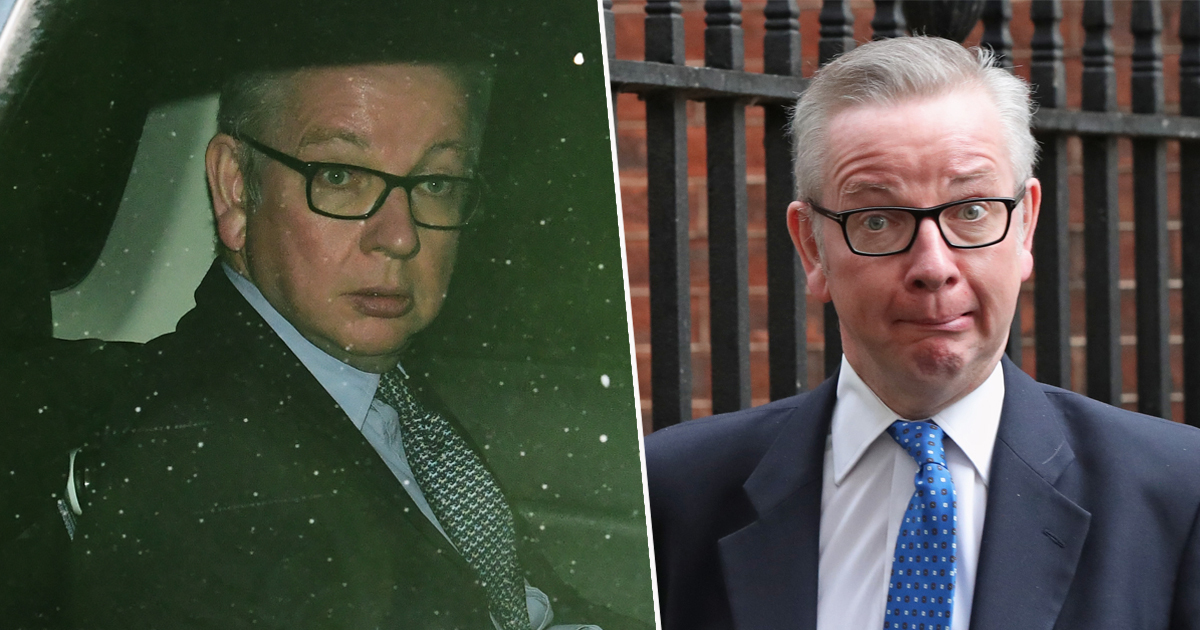 Michael Gove 'Deeply Regrets' Taking Cocaine 'On Several Occasions'