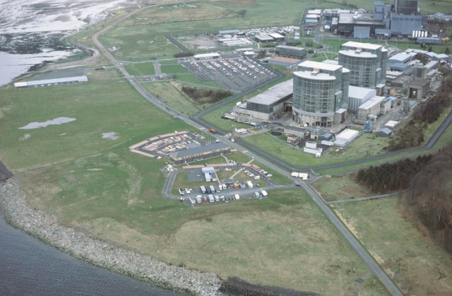 Hunterston Nuclear power plant