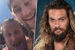 Jason Momoa calls out animal cruelty