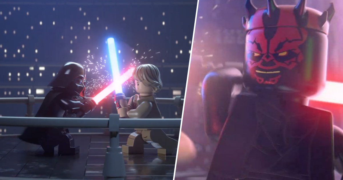 New LEGO Star Wars Has Multiple Open World Planets, Side Quests, And More