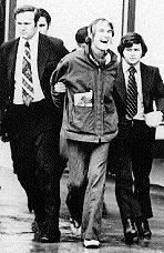 timothy leary getting arrested