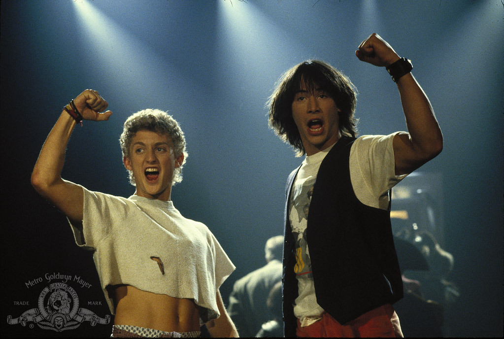 Bill and Ted 3 starts production