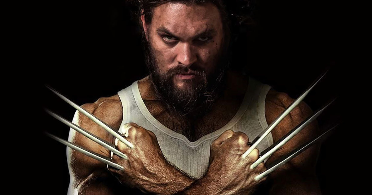 Jason Momoa Says He'd Love to Play Wolverine