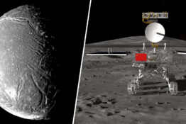 Mysterious mass found in moon