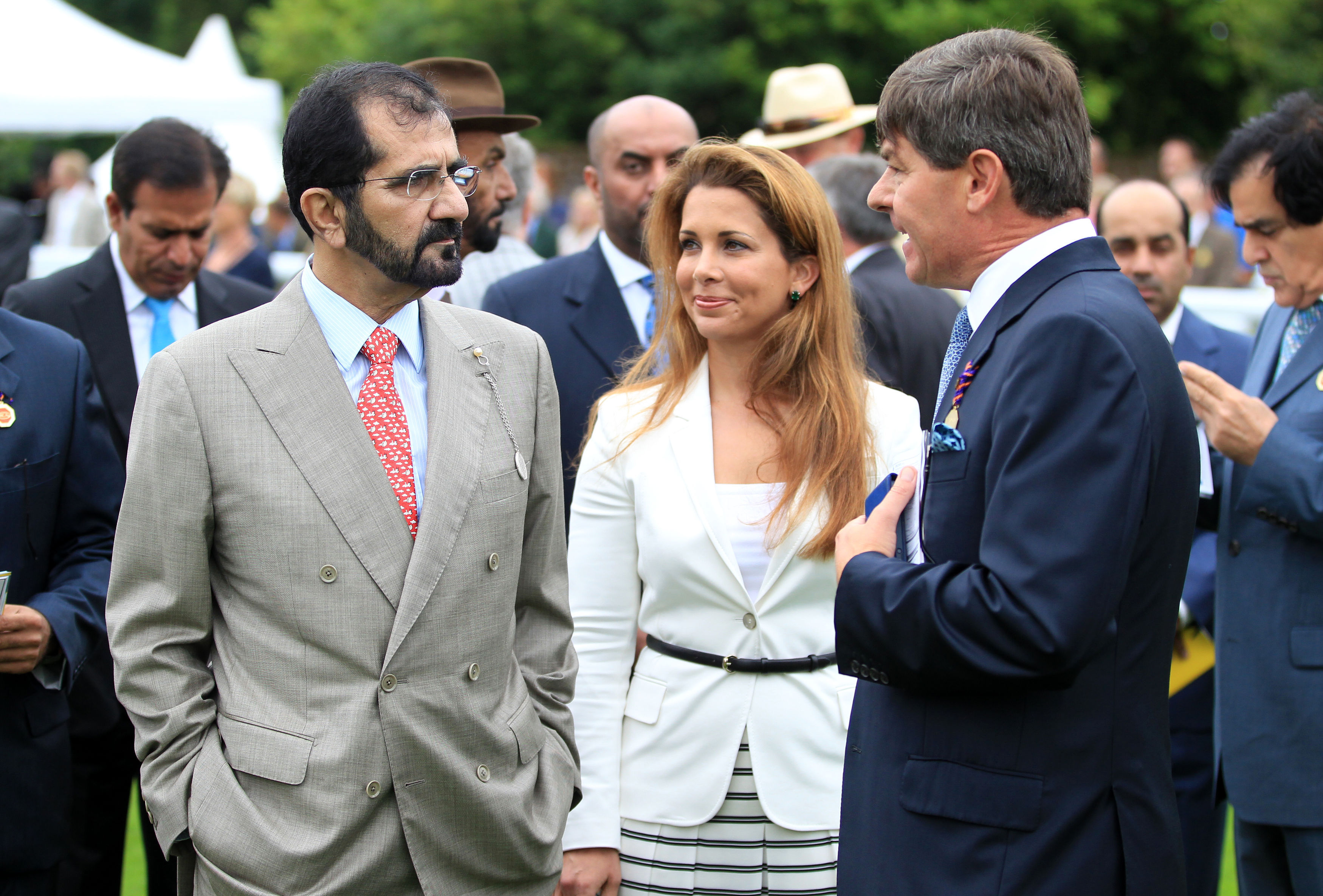 Dubai Ruler's Wife 'Takes £31 Million To Start New Life' After